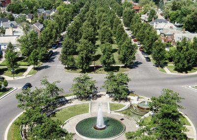 Gates Circle Townhome Buffalo Views
